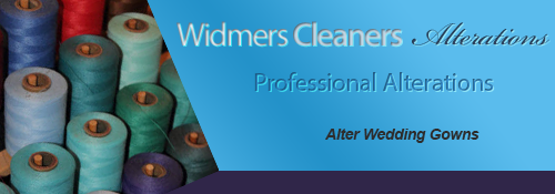 Alterations Widmers Cleaners