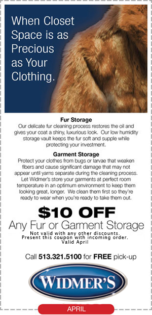 Furl Amp Garment Storage Coupon Dry Cleaning And Carpet