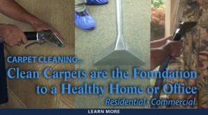 Cincinnati & Northern Kentucky Carpet Cleaning Services