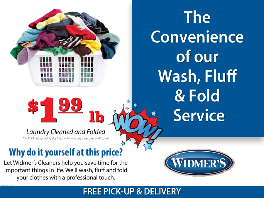 Widmers Bulk Laundry Fb Ad Dry Cleaning And Carpet
